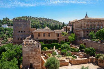 Alhambra y Generalife Granada