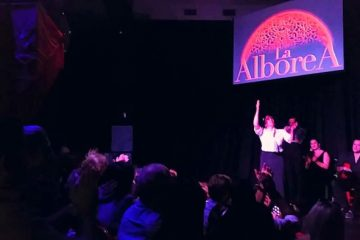 Flamenco Show in Granada La Alboreá