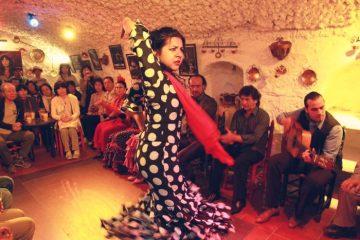 Flamenco Zambra Cuevas Los Tarantos