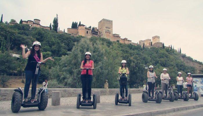 Segway Tours en Granada