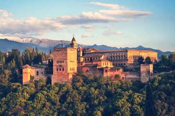 Visita guiada a la Alhambra desde sevilla