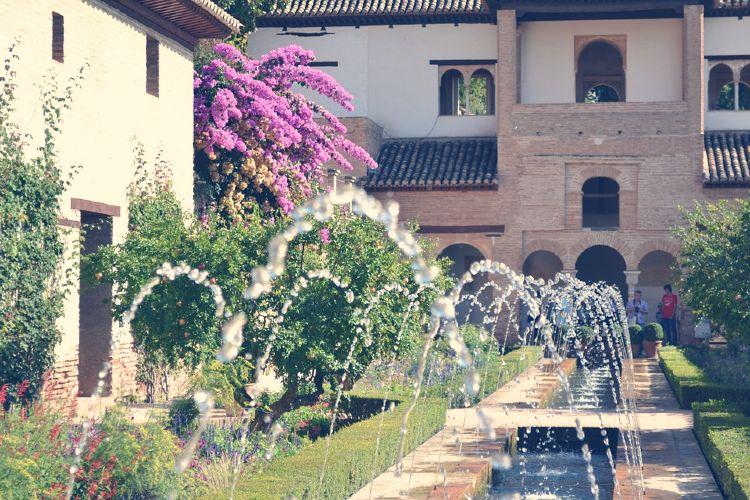 Alhambra Guided Tour FR
