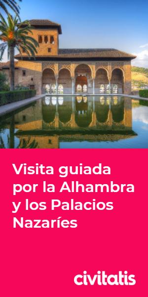 visita la alhambra civitatis